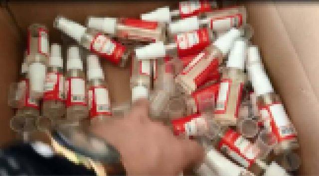 Cinsel gücü artırıcı gümrük kaçağı ilaç satanlara operasyon: 59 gözaltı