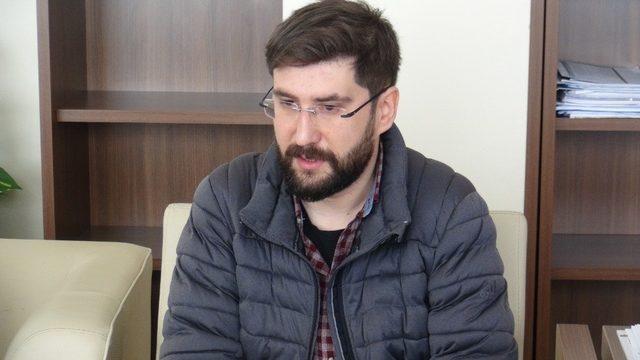 Tatvan'da bir doktor darp edildi