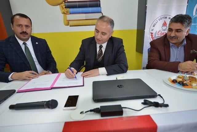 Elazığ'da 'Gen Kardeşim Değil, Can Kardeşim' projesi