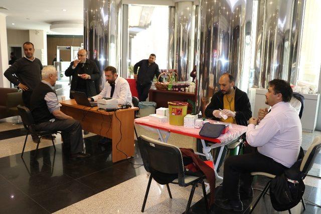 GTO kan bağışı kampanyası düzenledi
