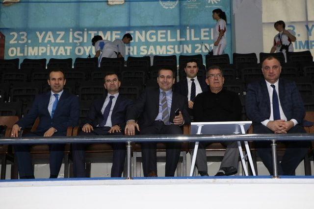 Minikler Okçuluk Türkiye Şampiyonası başladı