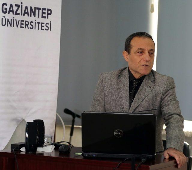 Gaziden gaziye mektuplar konferansı gerçekleştirildi