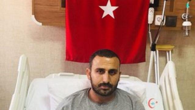 Zeytin Dalı Harekâtı'nda yaralanan askerler anlatıyor: