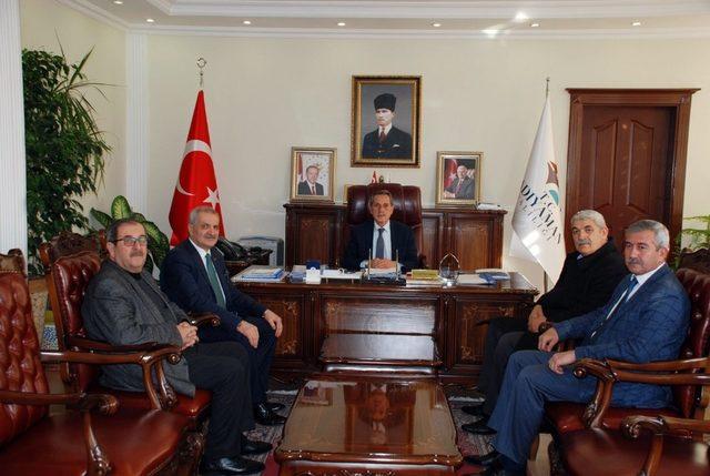 Kanaat önderlerinden Afrin operasyonuna destek