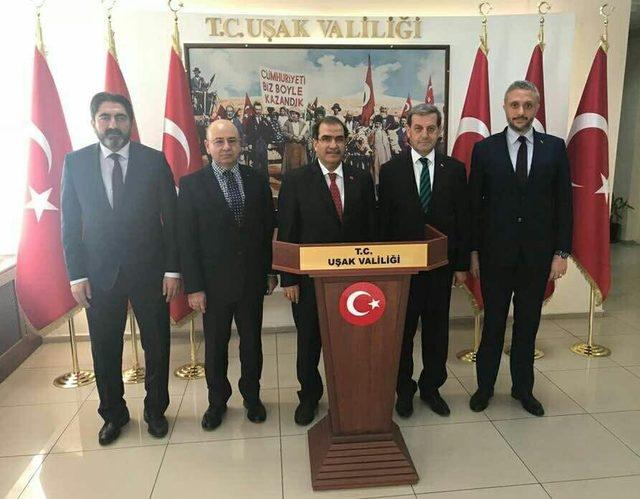 Başkan Özkan: Termal Yol projesinin takipçisiyiz