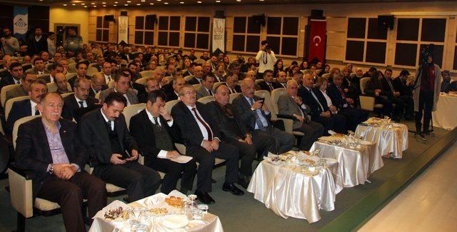 """Milletvekili Ilıcalı: """"Yerli otomobilin şarj üniteleri Erzurum'da üretilecek"""""""