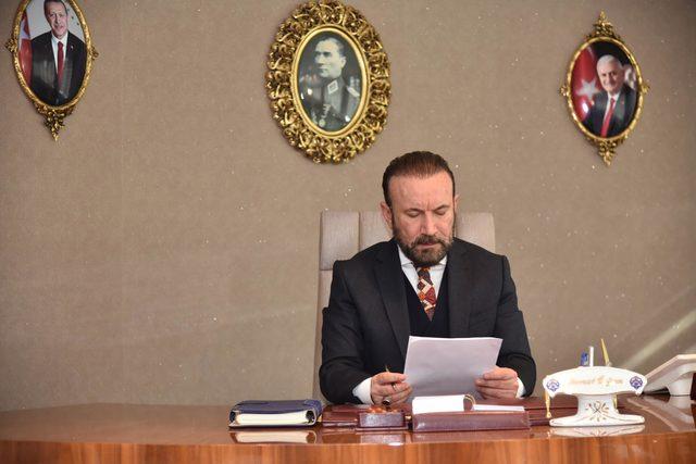 Doktor belediye başkanı tabip odası üyeliğinden istifa etti