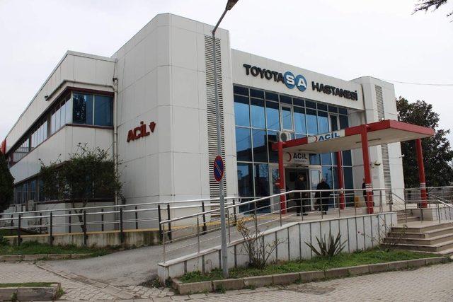 Toyota Hastanesi yenileniyor