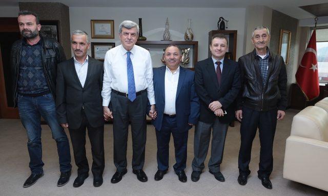 Başkan Karaosmanoğlu,