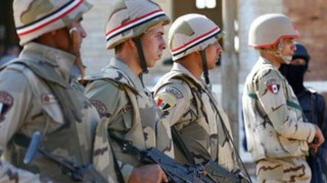 Mısır'da cumhurbaşkanlığı seçimi öncesi kapsamlı 'terörle mücadele' operasyonu