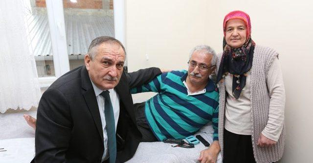 Bolu Belediyesi'nden hasta yakınları için konuk evi
