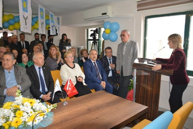 İYİ Parti Söke'de İlçe Kongresini Yaptı