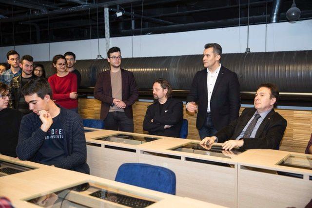 AGÜ Endüstri Mühendisliği'ne Yeni Laboratuvar
