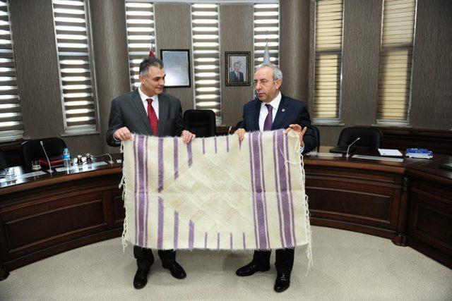 YYÜ ile AL-BAKQA Üniversitesi arasında işbirliği