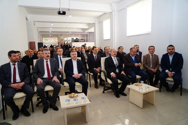 Şeyh Şabanı Veli Yetim Destekleme Merkezi açıldı