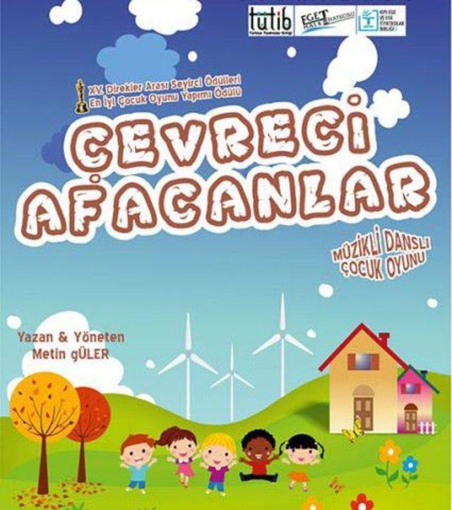 Çocuk oyununa 'siyasal söylemler' gerekçesiyle duyuru yasağı (2)