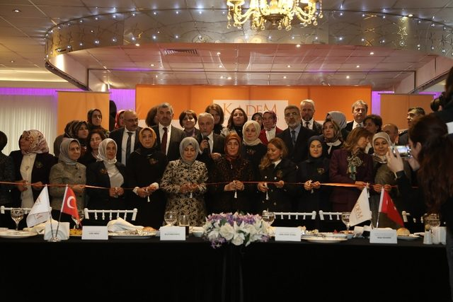 Başkan Çelik KADEM Kayseri Şubesinin açılışına katıldı