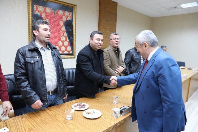 """Başkan Baran, """"Körfez ortak paydamız"""""""