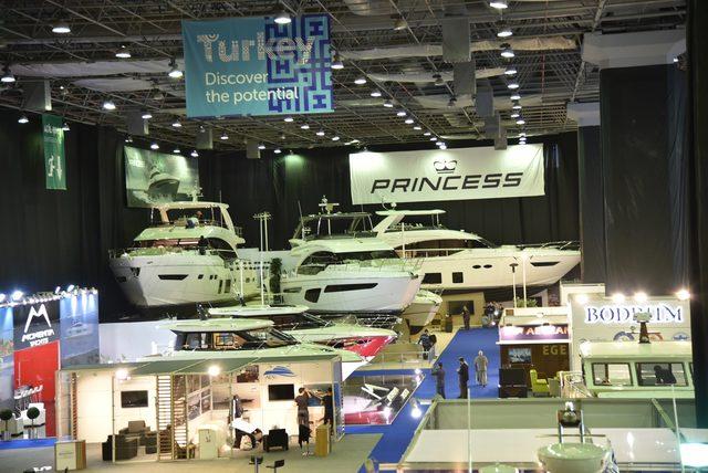 Her bütçeye uygun yatlar CNR Avrasya Boat Show'da