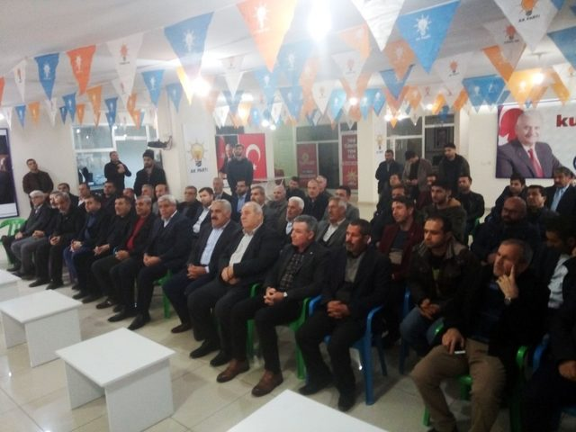 """TBMM Başkanvekili Aydın: """"Türkiye'nin bekası terör örgütlerini kurutmaktan geçer"""""""