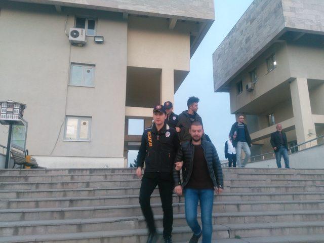 Yasa dışı bahis oynattığı belirlenen 4 şüpheliden 3'ü tutuklandı