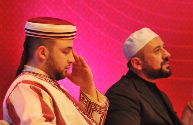 Konya'da Kuran-ı Kerim ve Mehmetçiğe Dua Gecesi