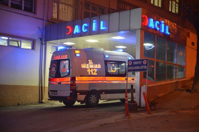 Muhtar, pompalı tüfekle 4 kişiyi yaralamaktan gözaltına alındı