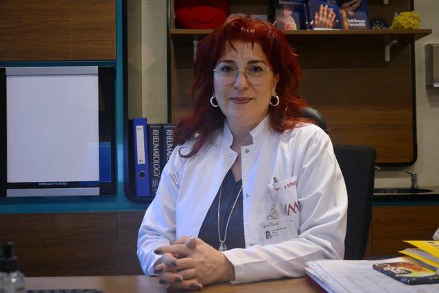 İstirahat ile artan mafsal ağrıları romatizma habercisi