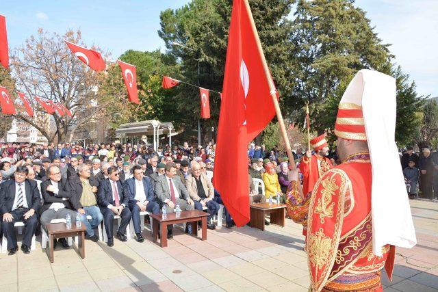 Ortaca'da Afrin'deki Mehmetçik için dua edildi
