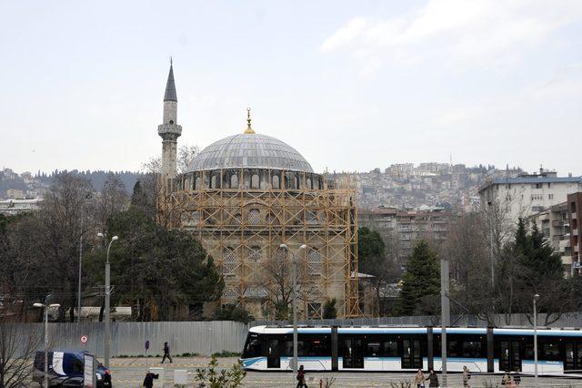İzmit'te Mimar Sinan'ın eseri restore ediliyor