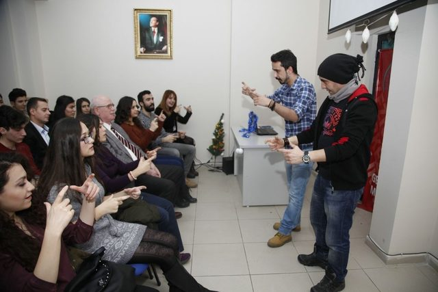 Büyükdere Gençlik Merkezinde kurs kayıtları başladı