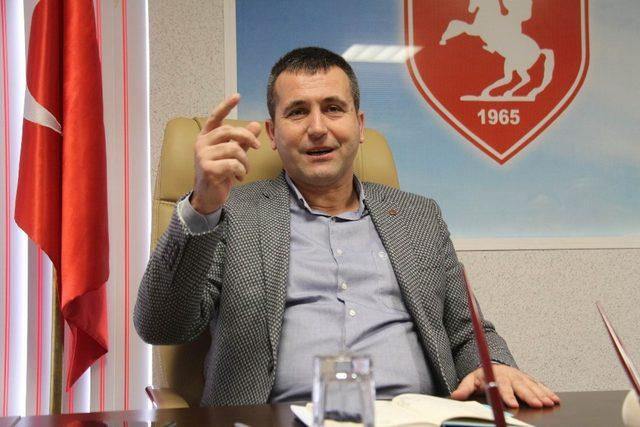 Samsunspor Kayyum Heyeti'nden ilk açıklama