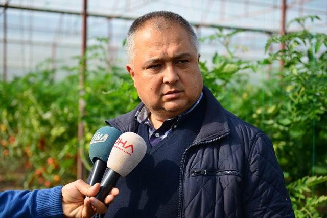 Kumluca'dan zirai ilaç iddiasına tepki