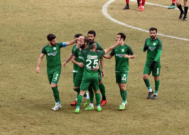 Sivas Belediyespor - Kastamonuspor 1966: 2-0