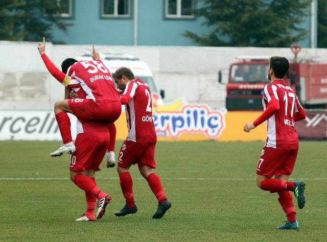 Boluspor - Grandmedical Manisaspor: 3-0