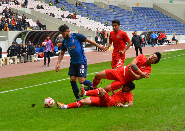 Mersin İdmanyurdu - Keçiörengücü:0-1