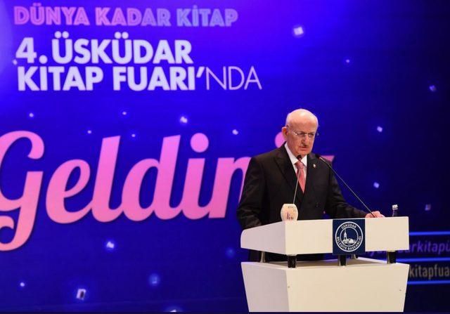 TBMM Başkanı Kahraman : İnşallah Çamlıca'daki caminin adı 'Recep Tayyip Erdoğan Camii' olacak