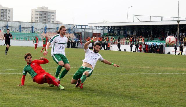 Diyarbekirspor - Muğlaspor : 1-0