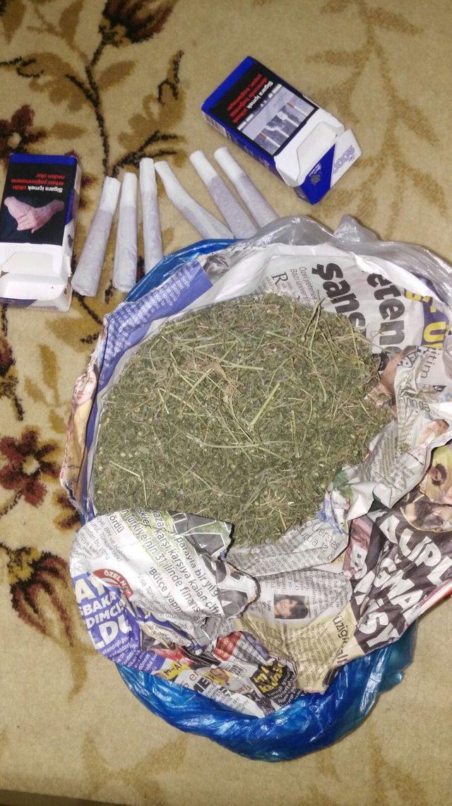 Konya'da uyuşturucu ticaretine 6 tutuklama