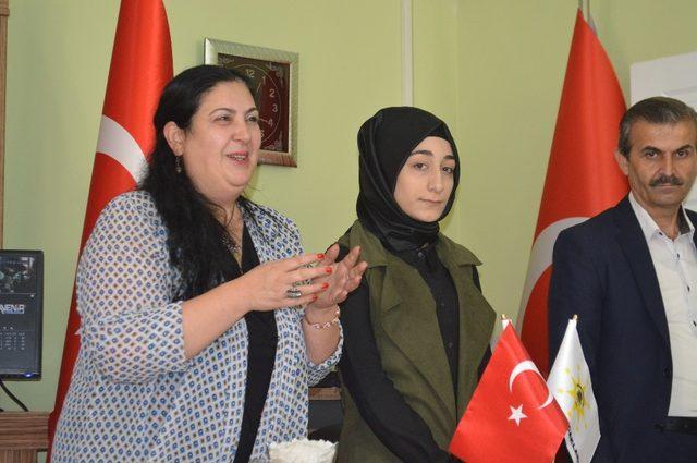 Osmanlı Ocakları Mardin'de muhtarlar ile bir araya geldi