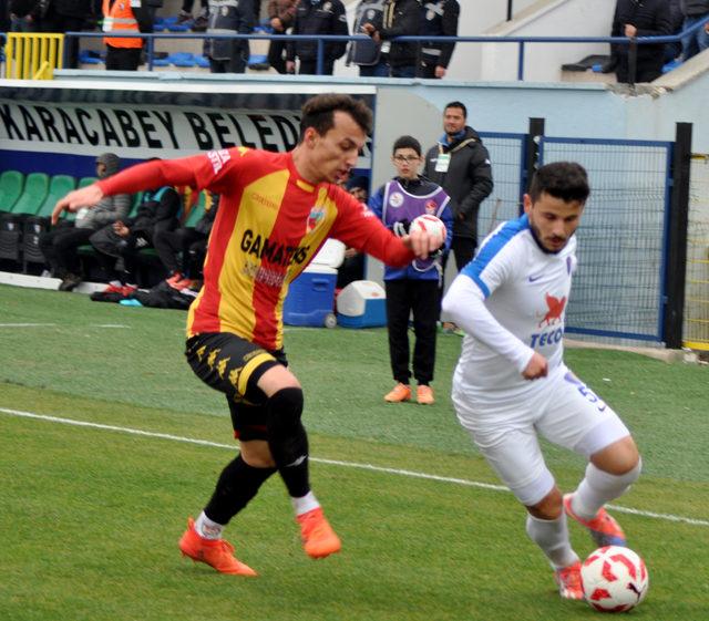 Karacabey Birlikspor - Kızılcabölükspor: 2-1