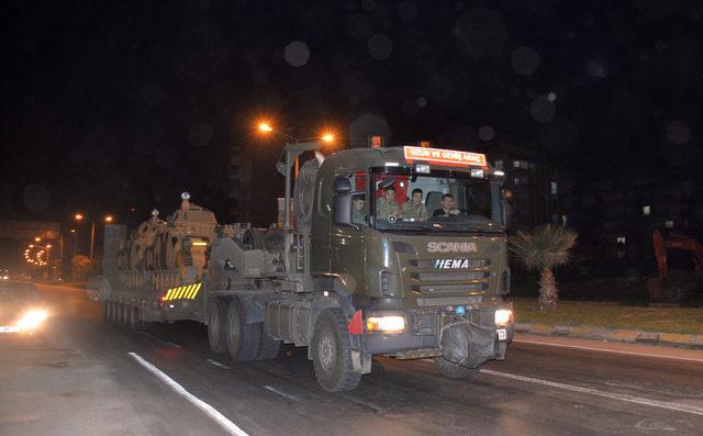 'Zeytin Dalı Harekâtı'nda 22'nci gün; 1141 terörist öldürüldü (7)