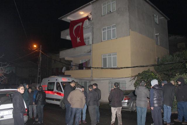 İstanbul'a şehit ateşi düştü