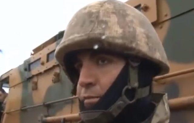 Şehit Uzman Çavuş Sarıaslan, Afrin'e giderken 'Alıp ve geleceğiz inşallah' demişti