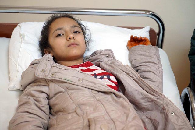 Hidrosefali hastası Elif, hayata tutunmak için yardım bekliyor
