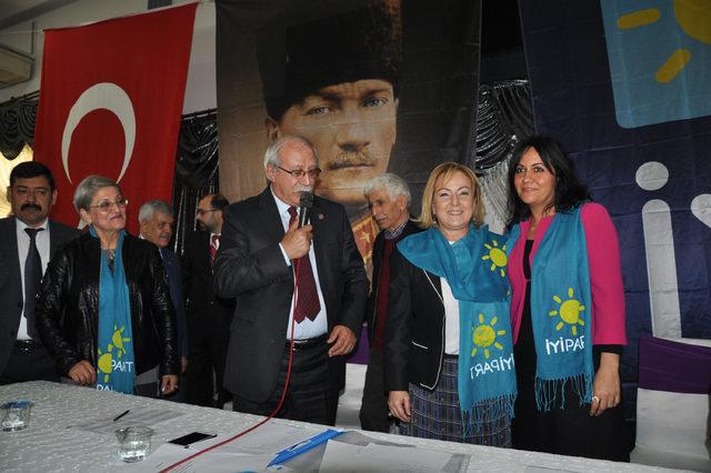 İYİ Parti'li Yılmaz: Mehmetçik Türkiye'yi başarıya ulaştırmak için Afrin'de savaşıyor