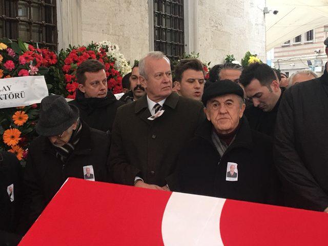 Şişli'nin ilk belediye başkanı son yolculuğuna uğurlandı