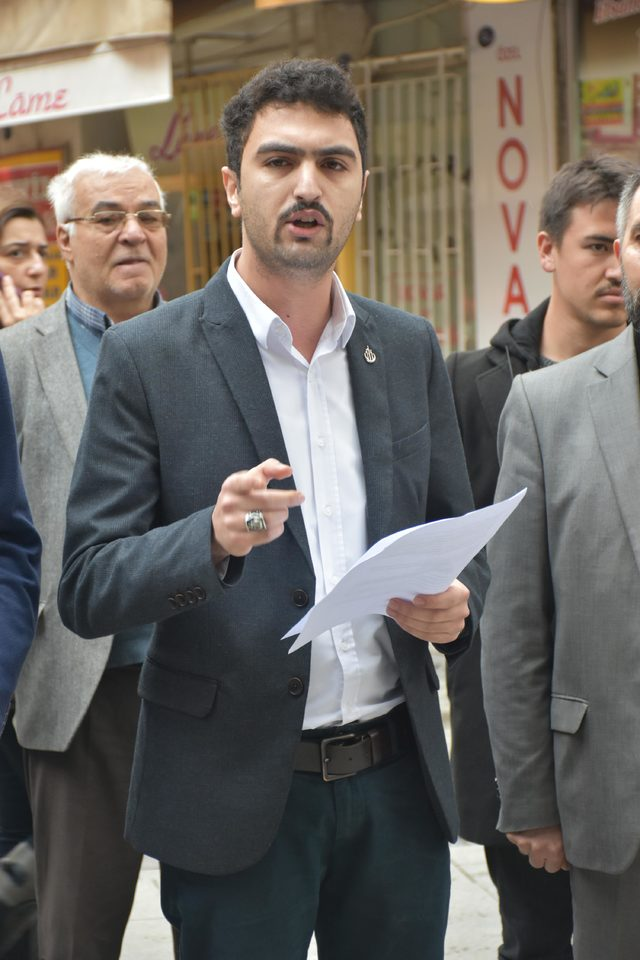İzmir Alperen Ocakları'ndan 'Zeytin Dalı Harekatı'na destek açıklaması