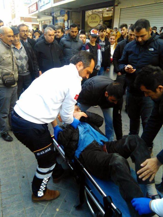 Bolu'da silahlı kavga: 1 yaralı
