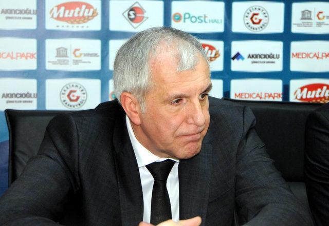 Gaziantep Basketbol - Fenerbahçe Doğuş maçının ardından